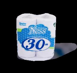 Pacote - Papel Higiênico Ness com 4 unidades