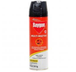 Inseticida Aerosol Baygon