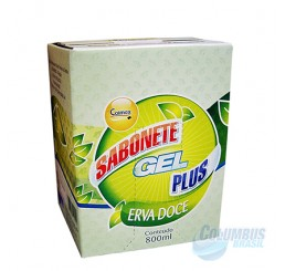 Sabonete Sache 800ml - Columbus