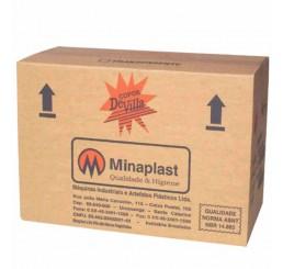 Copo Minaplast 180 ml ABNT2012 - Branco - Caixa com 1000 Unidades