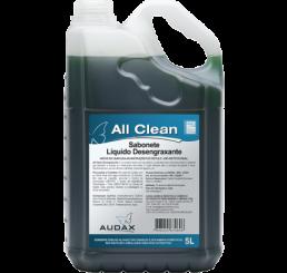 Sabonete Líquido Desengraxante - All Clean 5L