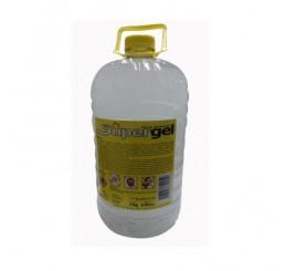 Álcool em Gel Super Gel 5L Rechaud