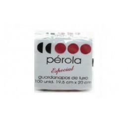 Guardanapo Pérola 19,5cm X 20cm com 50 unidades