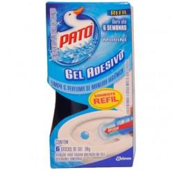 Pato gel Adesivo Sanitário Refil