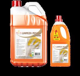 Limpeza Pesada Desengraxante Supreme 5L - Riccel