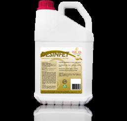 Limpador e Desinfetante Neutro 5L - Riccel