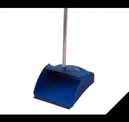 Pá Coletora Pop Plástico Azul - Cód PP555 - Bralimpia