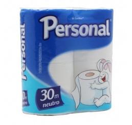 Pacote - Papel Higiênico Personal com 4 unidades