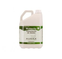 Hipoclorito de Sódio Butterfly  5 LT - Audax