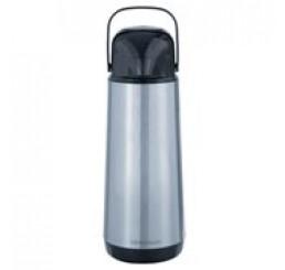 Garrafa Térmica Pressão 1L Inox - Lumina