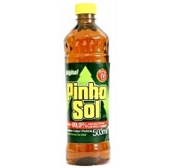 Desinfetante Pinho Sol 500ml - Tradicional