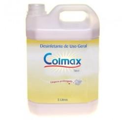 Desinfetante Talco Colmax 5L