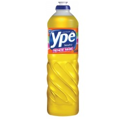 Detergente Ype 500ml Neutro