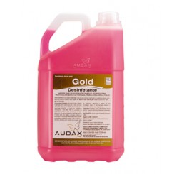 Desinfetante Gold Audax - Floral 5L