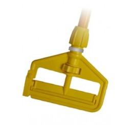 Haste Americana Amarela - Cód H200P - Bralimpia