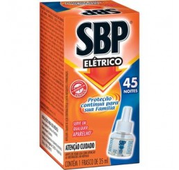 Inseticida Refil Liquido SBP 35ml