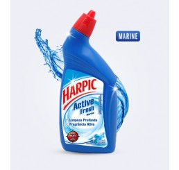 Desinfetante Harpic Active Marine 500ml