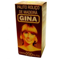 Palito de dente Gina com 100